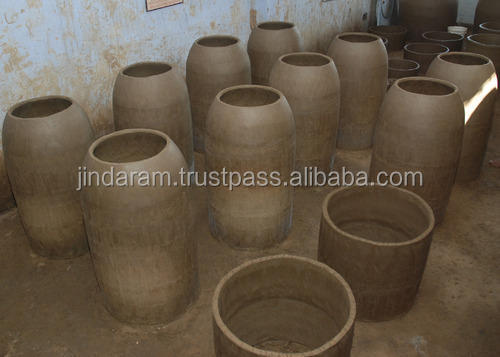 marble head clay tandoor