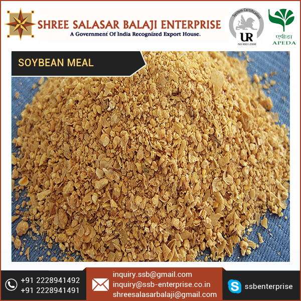 High Protien Soya Bean Meal Best for Animal Feed