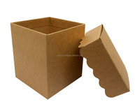 "GIFT BOX (COVER & BODY) 5.25"" (KRAFT)"