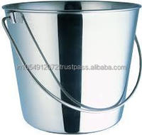 Stainless Steel Water Bucket/Horse Water bucket