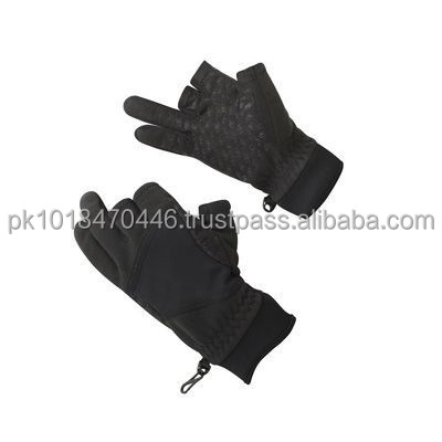 Fishing glove Non Slip Single Finger/Fly fishing finger less glove