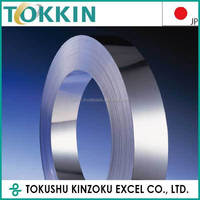 Stainless steel 600series for band saw switch 0.015 - 2.00mm thick w3.0-300mm, Made In Japan