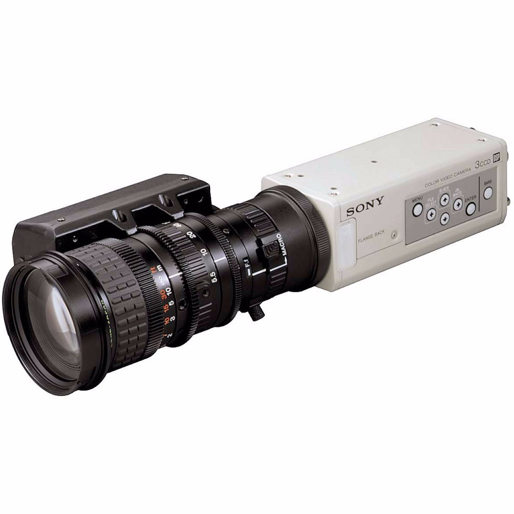 Camera Attachment - Sony DXC 390P