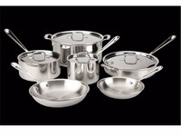 All-Clad 10-piece Cookware Set