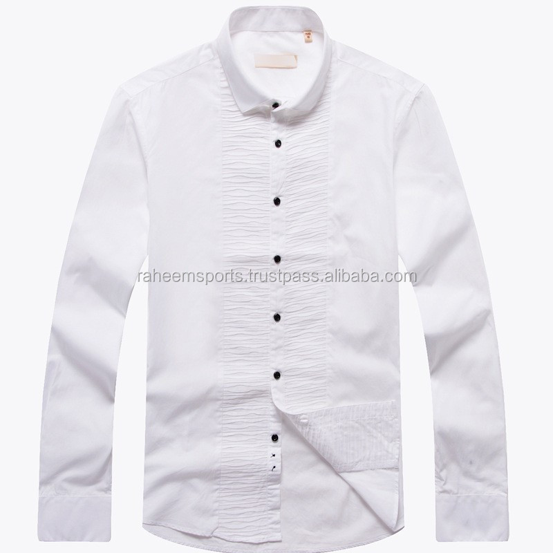 2015 New Fashion Slim Fit Hot Sale Men's Dress Shirt