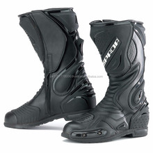 Motorcycle Mens Racing boots Waterproof Motocross Boots Motorbike Shoes
