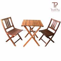 wood garden set furniture - top grade furniture outdoor- vietnam garden outdoor furniture
