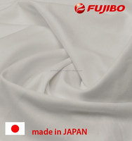 Original and Beautiful japanese soft cotton fabric for apparel use fibrillation technology knit textile