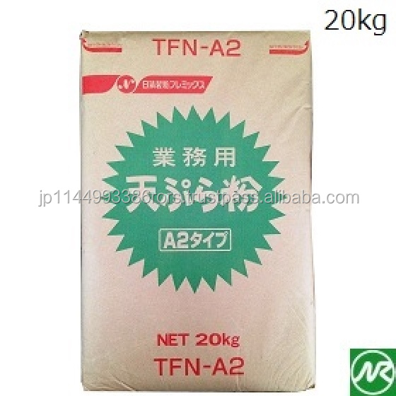 High quality and Safe fish Tempura flour at reasonable prices , small lot order available