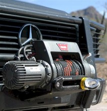 Mercedes G Recovery Winch Carrier