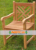 Teak Java Chair - Tenon Mortise Joint - Outdoor Chair Furniture