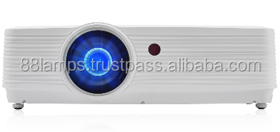 HIgh brightness 5700lumens 12000:1 contrast projector