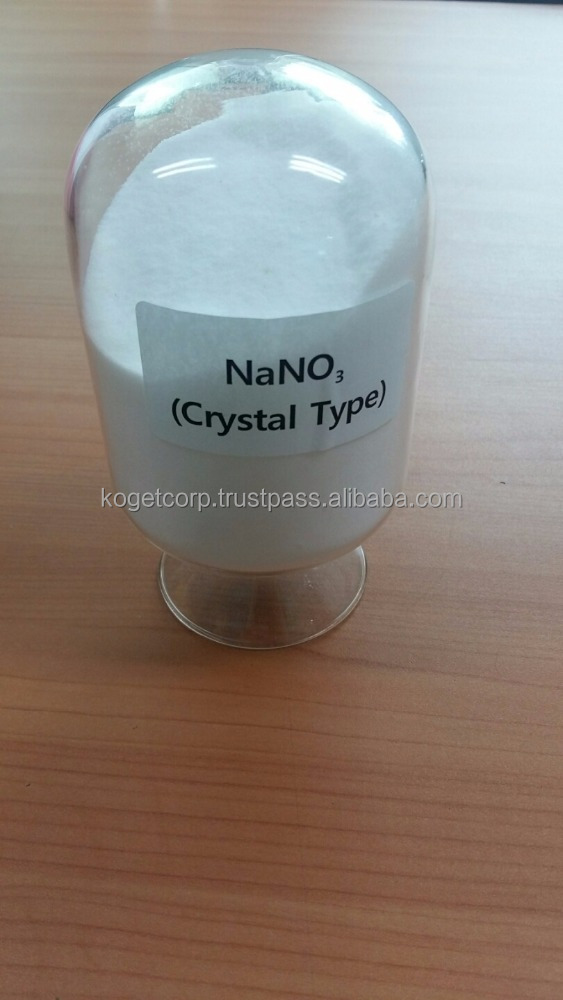 Sodium Nitrate (NaNO3) - Caliche / Chile saltpeter / Nitrate of soda