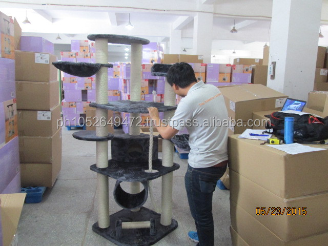 Pre-Shipment Inspection for Cat Carriers & Houses in China