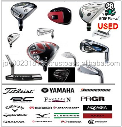 popular and Cost-effective car audio and Used golf club with good condition