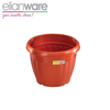 "6"" Plastic Flower Pot from Malaysia"