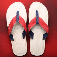 Areca Palm Leaf Slippers For Export