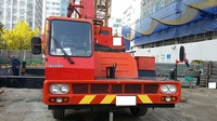 used Tadano truck mobile Crane 50ton TG500M-4 for sale in Korea 1994Y Japan made