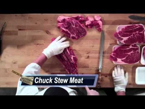 """Butcher Bro's!"" Show Pilot 2011 How to Cut Meat from the store Professionally & Save Money!"