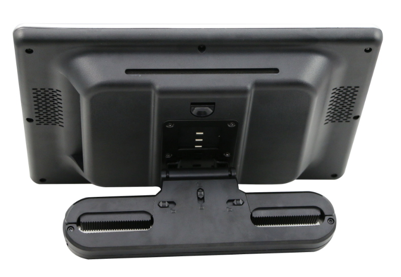 HD Slot-in dvd headrest HDMI 11.6inch car monitor