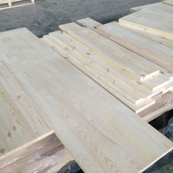 Solid wood panel - Material Pine