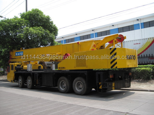 TADANO 90 ton kato crane dubai for sale in shanghai