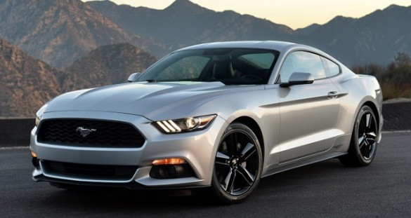 2017 Ford Mustang Ecoboost Fastback 2.3L