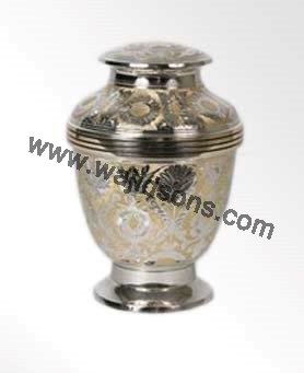 good quality rounded base urn centerpiece | wood made urn standing on the floor | party supp,lies urn