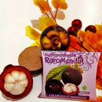 "Mangosteen peel scrub ""Traditional Mask"""