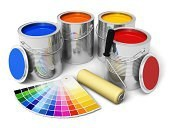 Paints and Coatings. Contract manufacturing