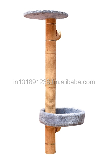 NO 3 WALL MOUNTED CAT TREE ( Catwalk system)