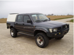 USED PICK UP - TOYOTA HILUX 2.5 D4-D 4X4 PICK UP (LHD 4122 DIESEL)