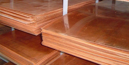 High Quality Low Price Pure Metal Copper Plate Cathodes