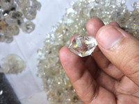 Petroleum Diamond Quartz 1400grams