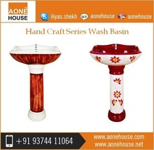 Efficient Durability and Strong Structure Best Branded Quality Wash Basin With Advance Grade Material