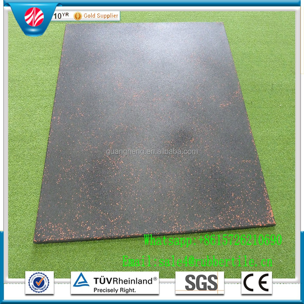 Trade Assyrance Rubber Flooring/gym Mat/tiles Price For