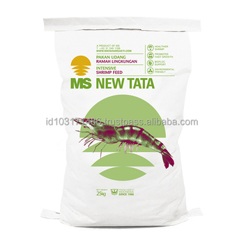 New Tata NT Shrimp Feed, environment friendly and intensive