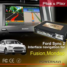 Snyc2 Ford Fusion car navigation and entertainment system video interface,MONDEO MK5