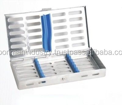 DENTAL Instruments Cassette Tray Hold 6 .