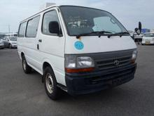 Durable and Reliable used toyota hiace bus for industrial use