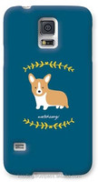 FOWN Welsh Corgi Case for Galaxy S5 - Authentic Korean Product