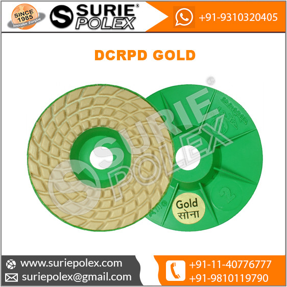 Diamond Polishing Pad DCRPD