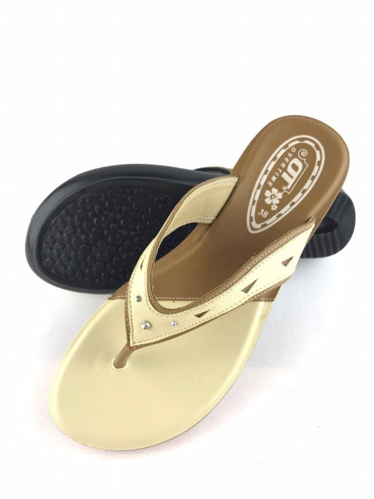 Fashion Women Sandals OT L-702 Direct On Upper Slipper
