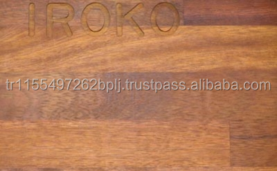 Azobe wood, Iroko at best prices