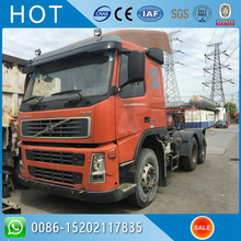 High Quality Japan 440 420 FM12 Volvo Tractor Truck Used