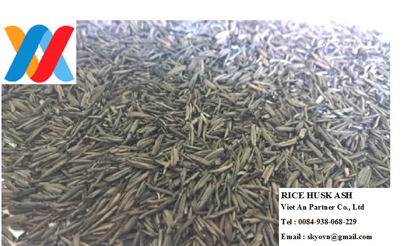 how to make rice husk ash