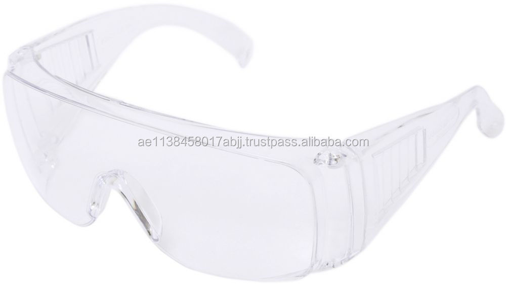 Focus DK1 Clear Lens Safety Goggles Glasses Protection Eye Industrial