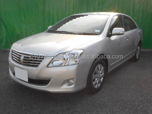 USED CARS - TOYOTA PREMIO 1.8X L PACKAGE (RHD 8090257)