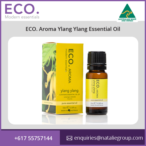 Aphrodisiac Ylang Ylang Essential Oil for Best Skin and Hair Growth