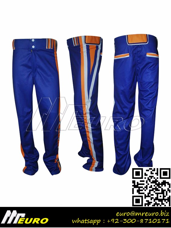 Sami Sublimated Baseball Pant